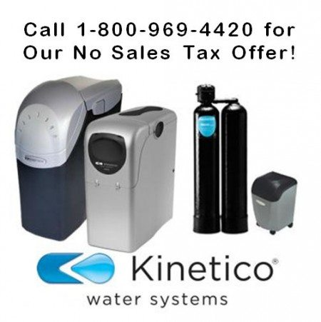 Kinetico Utah - Water Softener System No Sales Tax Offer 2014 v2