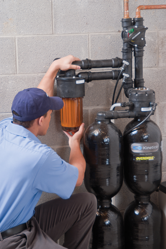 Image result for water softener repair