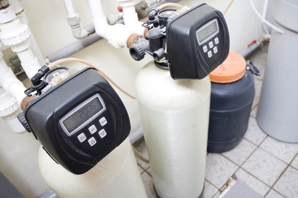 Cost of water softeners in Utah
