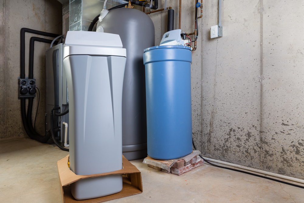 Utah water softening systems