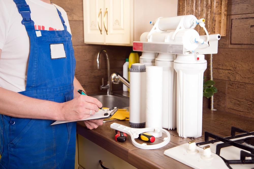 Home water filtration in Utah