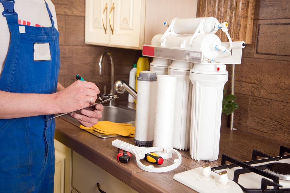 Utah RO system repair and maintenance