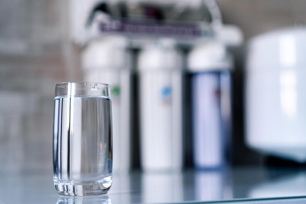 Drinking water filtration options in Utah