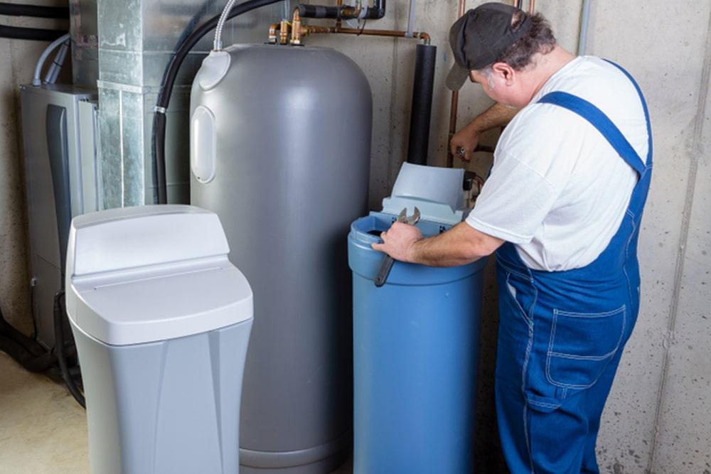 Water softener replacement Utah