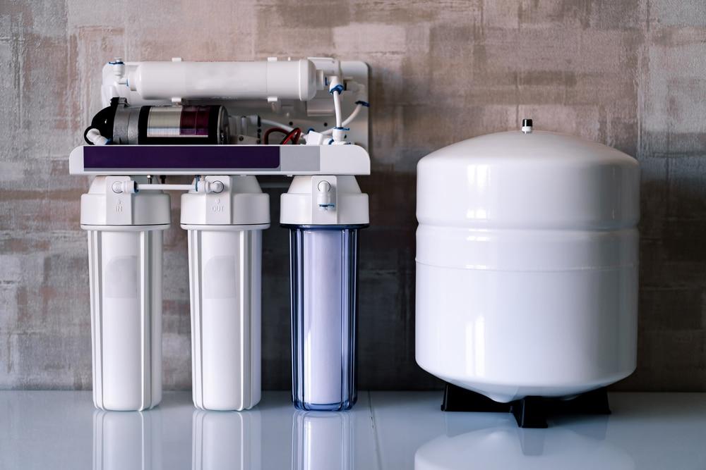 Water filter Utah